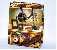 Пакет подарочный 1040-3. 24х19см, фото 1