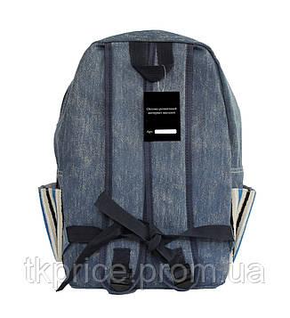 Джинсовый рюкзак, фото 2