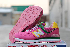 Модные женские кроссовки New Balance 574,разные цвета, фото 2
