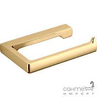 Аксессуары для ванной комнаты Colombo Design Держатель для туалетной бумаги, золото Colombo Lulu B6208
