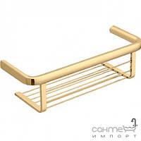 Аксессуары для ванной комнаты Colombo Design Полочка для ванны 30 см, золото Colombo Lulu B6232
