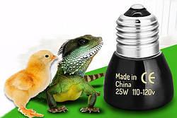 Греющие лампы. Обзор ламп для обогрева животных
