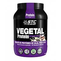Веджетал Фитнес Протеин Шоколад - обогащенная протиновая смесь STC Nutrition