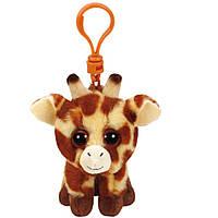Іграшка брелок Жираф Peaches TY 12 см