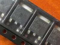 FDD8447L / 8447L (аналог APM3055L) TO-252 - 40V 50A N-Channel Power MOSFET