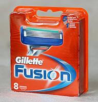 Картридж Gillette  FUSION  8 шт