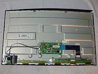 Платы от LED монитора Samsung LC27F390FHIXCI поблочно, в комплекте (разбит экран).