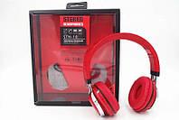 Наушники STEREO HEADPHONES STN-18 (Bluetooth + флешка)