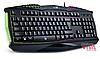 Клавиатура игровая Genius Scorpion K220 Black, USB, UKR (с подсветкой)