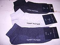 Носки мужские низкие Tommy Hilfiger  сеточка