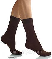 Коричневые Мужские носки  bross хлопковые