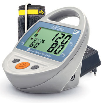 Автоматичний тонометр з адаптером Little Doctor LD6