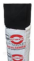 Карпет для Авто Ultimate Черный 1,4 м Ковролин Автоковролин Ткань для Обшивки Салона Потолка Автомобиля