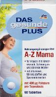 Биологически активная добавка для беременных и кормящихDAS GESUNDE PLUSA-Z Mama