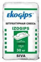 Шпаклевка гипсовая Изогипс IZOGIPS Эко (30 кг )