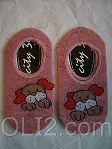 Следы следки детские подследники короткие носки