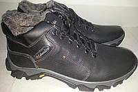 Ботинки мужские кожаные зимние p40 COLUMBIA 010
