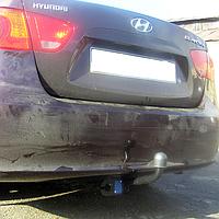 Прицепное устройство со сьемным крюком (Фаркоп) HYUNDAI ELANTRA HD седан 2006 -2011 г.в.