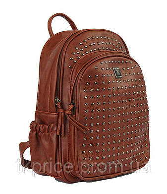 Рюкзак с шипами искусственная кожа, фото 2