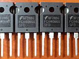 FGH40N60SFD / 40N60 TO-247 - 600V 40A NPT IGBT транзистор, фото 2