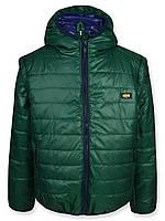 Куртка - жилетка на подростка, р.134