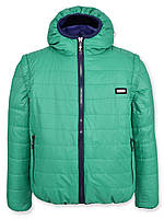Куртка - жилетка на подростка,мята, р.146,152