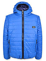 Детская демисезонная куртка-жилетка на подростка, электрик, р.140