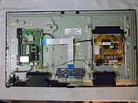 Платы от LED TV Samsung UE32H5000AKXUA поблочно, в комплекте (разбит экран).