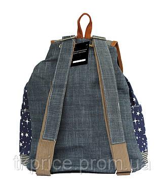 Рюкзак джинсовый, фото 2