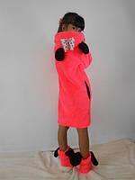 Детский стильный набор (халат + сапожки)