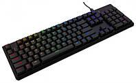 Клавиатура Tesoro Gram Spectrum blue switch (TS-G11SFL BL) Black USB