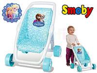 Прогулочная Коляска для куклы Frozen SMOBY 513845