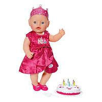 Одежда для куклы на День Рожденья Baby Born Zapf Creation 820681 *