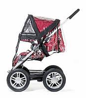 Аксессуар к коляске «Mutsy» (DIV013) дождевик DELUXE для прогулочной коляски 4RIDER