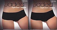 Jadea 8003, Трусики, шорти, трусики-шортики,трусики-шорти безшовні чорні, Jadea 8003 nero