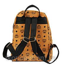 Рюкзак из кожзаменителя, фото 3