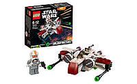 Lego Лего 75072 Звёздный истребитель ARC 170 75072 (95шт)