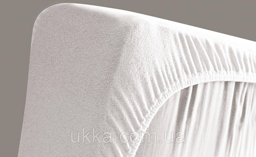 Непромокаемый наматрасник с боковиной 60х120 в детскую кроватку