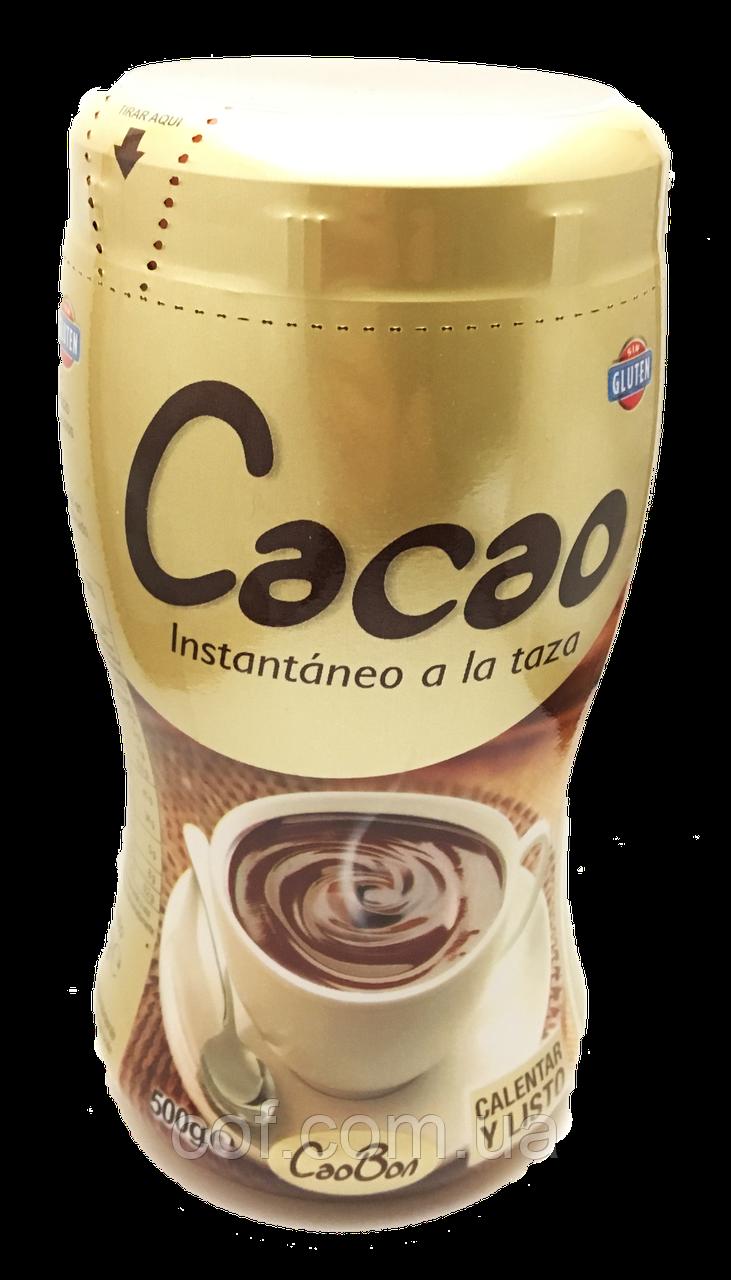 Какао CaoBon Cacao Instantaneo a la taza 500г (без глютена) (Испания)