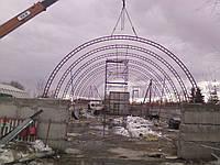 Производство металлоконструкций любой сложности строительство ангаров