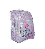 Рюкзак с бабочкой для девочек