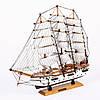 Модель корабля парусник 50 см 2471, фото 2