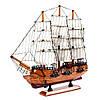 Модель корабля деревянная 34 см SH501G, фото 2