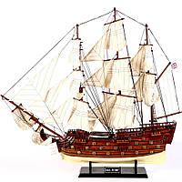 Модель корабля из дерева 80 см H. M. S. Victory 1796 80005