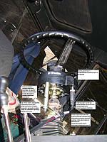 Крепление платформа Ez-pilot аналог Trimble