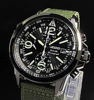 Часы Seiko SSC137P1 хронограф SOLAR, фото 1
