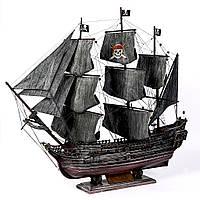 """Модель пиратского корабля """"Черная Жемчужина"""" 80 см SH775"""