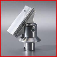 Соединитель стойки и поручня шарнирный 40х50 мм