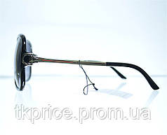 Женские солнцезащитные очки качественная реплика Gucci, фото 3