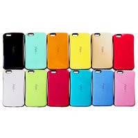 Защитный чехол iFace для мобильных телефонов Apple iPhone 6, iPhone 6S, голубой, ударопрочный